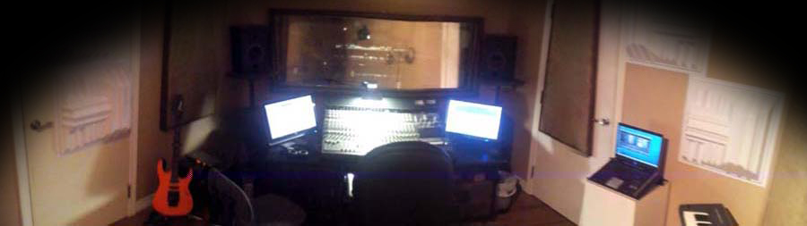 Musty Music Productions - Digital Audio Recording Kingston studio